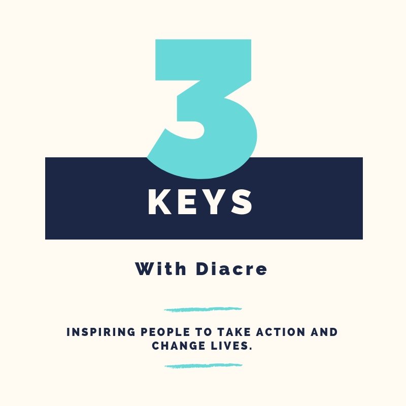 3 Keys With Diacre: Interview with Marquez Mosher