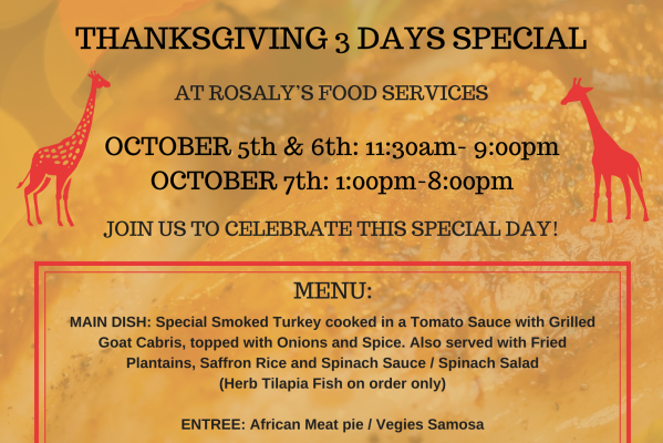 Rosaly Food Service